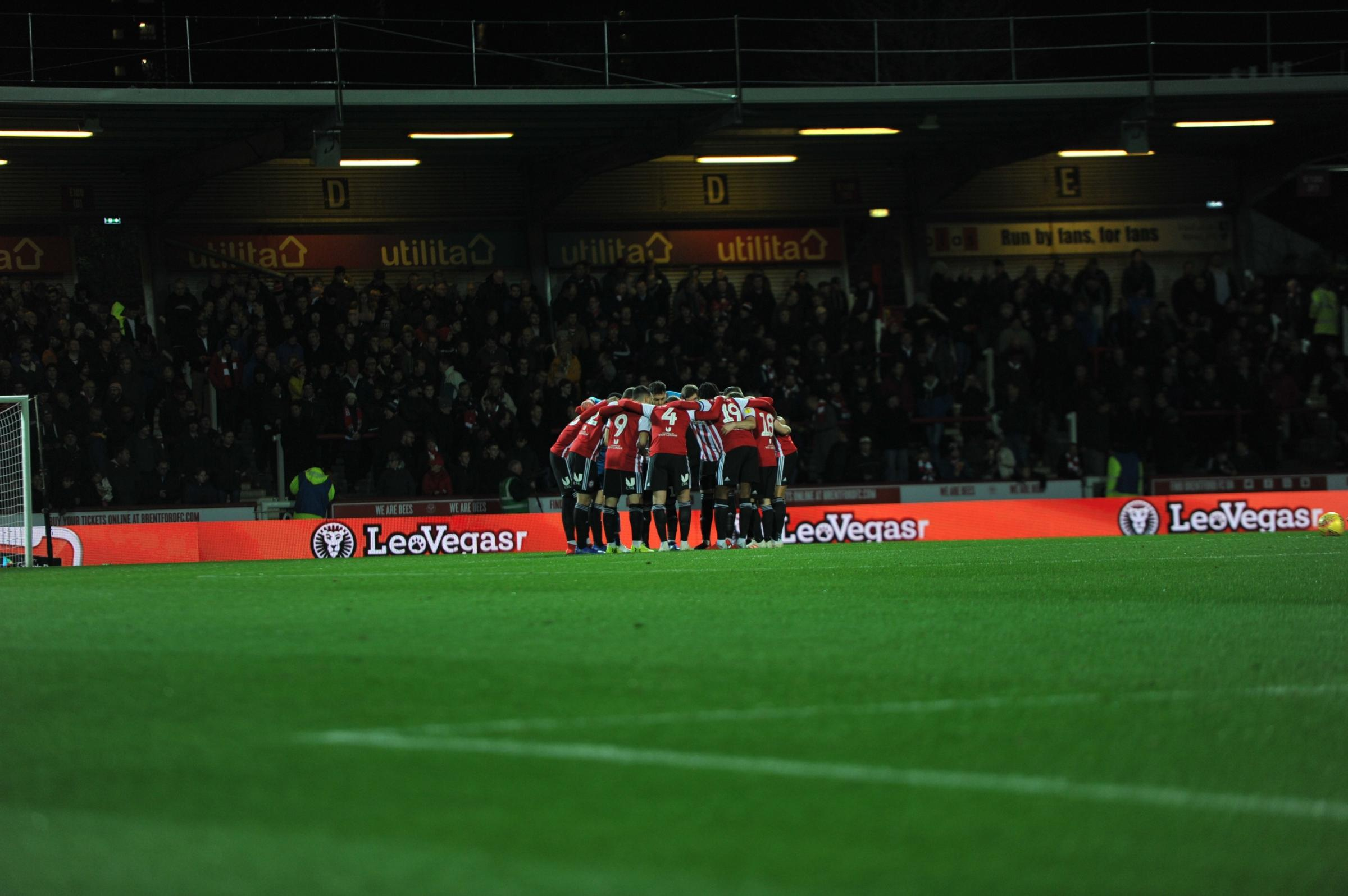 Brentford spirited in defeat (pic:Tom West)