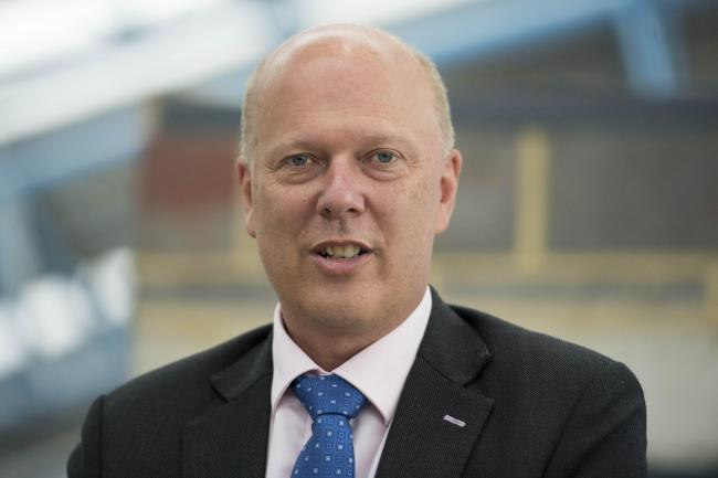 Mr Grayling defended the ferry contract following an urgent question secured by Andy McDonald