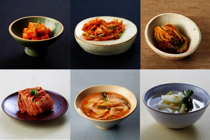 Kimchi (pictureed) is considered a national symbol in Korea
