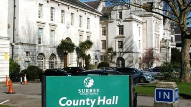 Surrey County Council agrees 2.99 per cent council tax hike