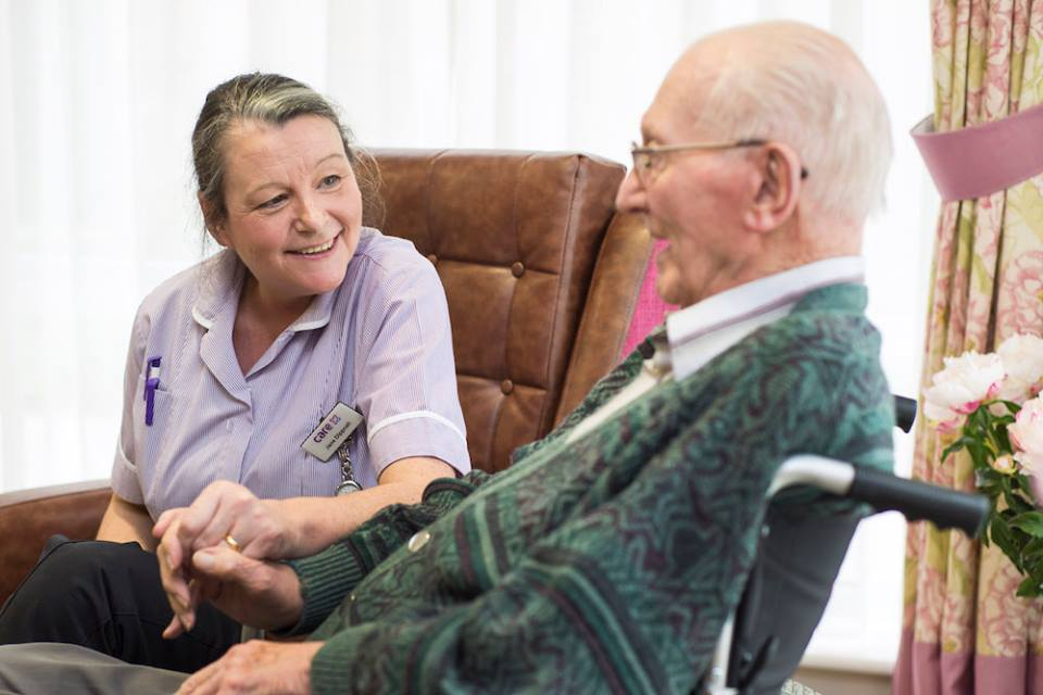 Local care home helps Kingston Vale residents to understand dementia