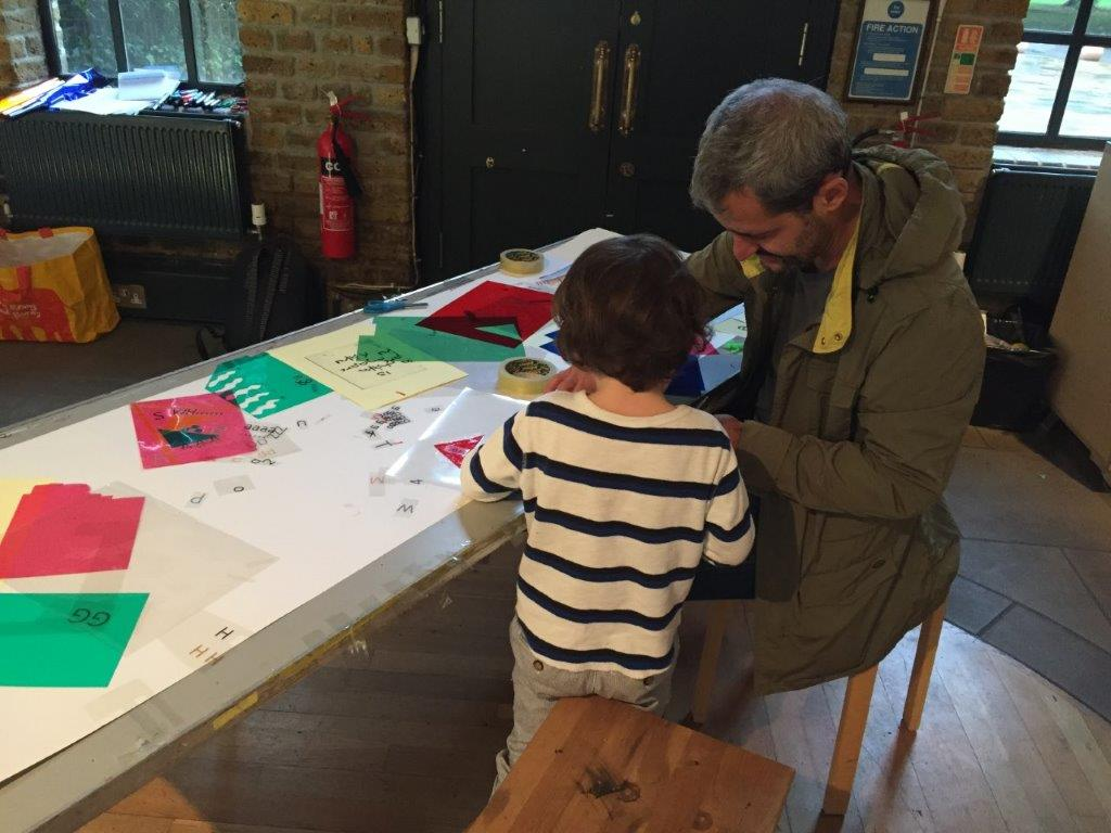 Pump House Gallery free family workshop: 'Conducting buses'