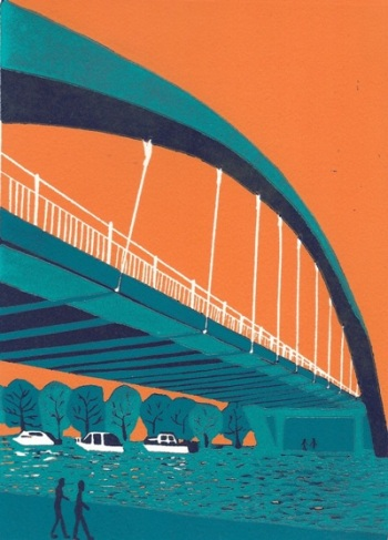 In the Gallery: South London Printmaking Exhibition