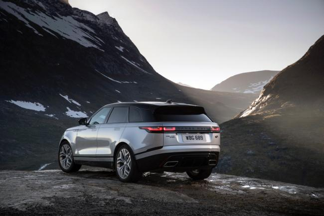 Range Rover Velar: This is no ordinary vehicle