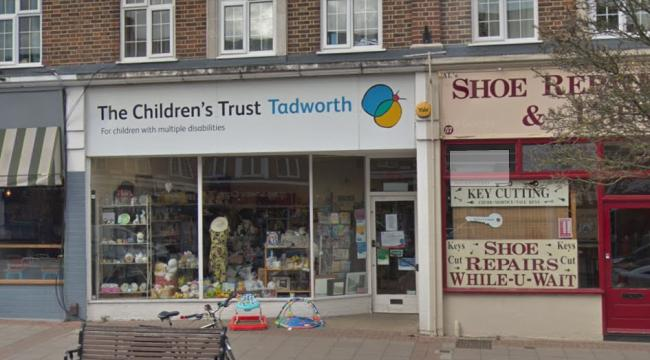 Children's Trust in Tadowth, which was targeted by thieves on May 22. Image: Google Maps