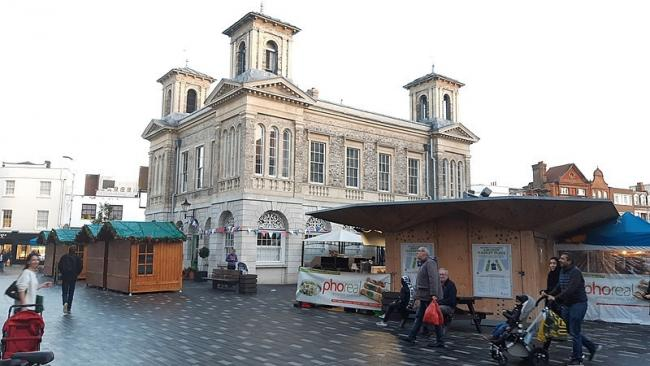Kingston town centre. Image: Peter Glyn via commons.wikimedia.org
