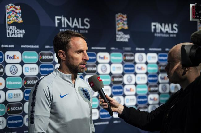 Gareth Southgate's philosophy has been questioned by Rio Ferdinand