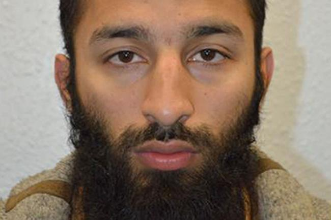 London Bridge attacker Khuram Butt