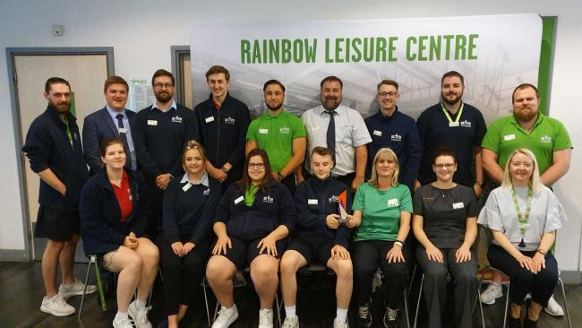 Rainbow Leisure Centre and Spa